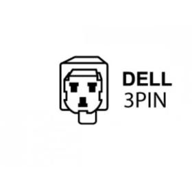 ZASILACZ ŁADOWARKA 20V 4.5A 3 PIN DELL - Zasilacze do laptopów
