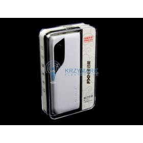 POWERBANK POWER BANK 18000mAh 2xUSB 5V 1A/2.1A BIAŁY - Powerbanki