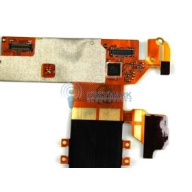TAŚMA FLEX WYŚWIETLACZA LCD MIKROFON CZUJNIK HTC DESIRE Z A7272 - Taśmy do telefonów