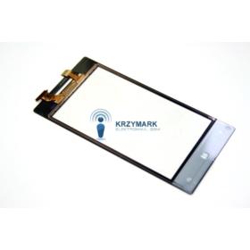 DIGITIZER DOTYK HTC 8S A620E BIAŁY - Digitizery do telefonów