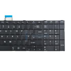 KLAWIATURA TOSHIBA SATELLITE C50-A C55-A C50D C55DT - Klawiatury do laptopów