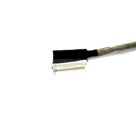 """TAŚMA LCD MATRYCY HP 500 510 520 530 DC02000DY00 WANS A0 093H, P/N: DC02000DY00 WANS A0 093I, 438537-001, 448334-00114,1"""" LVD..."""