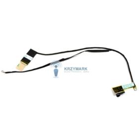 TAŚMA LCD MATRYCY HP COMPAQ G72 CQ72 350402900-11C-G PM173 LVDS CABLE RH, 350402900-11C-G REV:R00 - Taśmy i inwertery