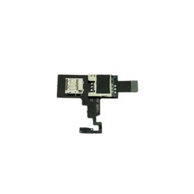 GNIAZDO CZYTNIK ZŁĄCZE KARTY PAMIĘCI HTC DESIRE X T328E - Gniazda do telefonów