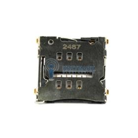 GNIAZDO CZYTNIK ZŁĄCZE KARTY SIM HTC C620E C625E - Uchwyty karty SIM do telefonów