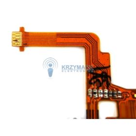 TAŚMA FLEX KLAWIATURY HTC SENSATION XE Z715E G18 - Taśmy do telefonów