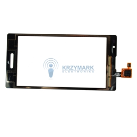 DIGITIZER EKRAN LG OPTIMUS SWIFT L9 P760 CZARNY - Digitizery do telefonów
