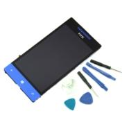 WYŚWIETLACZ I DIGITIZER HTC 8S A620E NARZĘDZIA NIEBIESKI - Wyświetlacze z digitizerami do telefonów