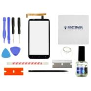 DIGITIZER DOTYK EKRAN SZYBKA HTC ONE X S720E Z ZESTAWEM NAPRAWCZYM - Digitizery do telefonów