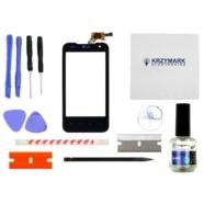 DIGITIZER DOTYK EKRAN SZYBKA LG SWIFT OPTIMUS 2X P990 SU600 P993 Z ZESTAWEM NAPRAWCZYM - Digitizery do telefonów