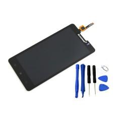 WYŚWIETLACZ Z DIGITIZEREM FULL SET LENOVO P780 Z ZESTAWEM NAPRAWCZYM - Wyświetlacze z digitizerami do telefonów