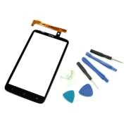 DIGITIZER DOTYK EKRAN SZYBKA HTC ONE X S720E Z NARZĘDZIAMI - Digitizery do telefonów