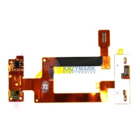 TAŚMA FLEX WYŚWIETLACZA LCD PŁYTKA KLAWIATURY NOKIA C2-03