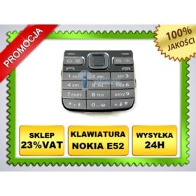 PŁYTKA TAŚMA KLAWIATURY NOKIA E52 - Klawiatury do telefonów