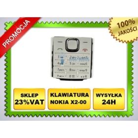 PŁYTKA TAŚMA KLAWIATURY NOKIA X2-00 - Klawiatury do telefonów