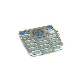 KLAWIATURA NOKIA E52 KLAWISZE ARABSKIE CZARNA - Klawiatury do telefonów