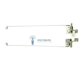 KOMPLET ZAWIASÓW TOSHIBA SATELLITE C650 L655D PRO C655 L650