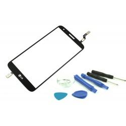 DIGITIZER DOTYK EKRAN SZYBKA LG G2 D802 Z NARZĘDZIAMI - Digitizery do telefonów
