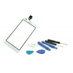 EKRAN DOTYKOWY LG OPTIMUS SWIFT 4X HD P880 Z NARZĘDZIAMI - Digitizery do telefonów
