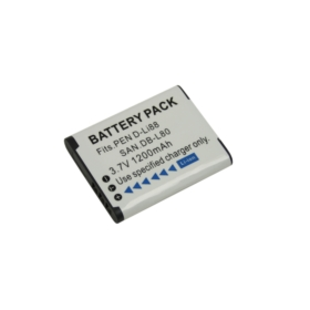 BATERIA TOSHIBA PX1686 CAMILEO SX900 SX500 BW10 PENTAX OPTIO P7 H90 W90 SANYO XACTI 1200MAH