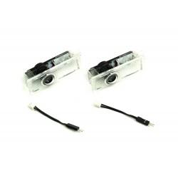 LOGO POWITALNE PROJEKTOR LED DO SAMOCHODU BMW E87 E90 E60 F10 X3 X5 X6 X1