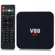 SMART TV BOX SCISHION V88 4K ULTRA HD ANDROID RK3229 CORTEX-A7 4 X 1.5GHZ RAM 1GB EMMC 8GB