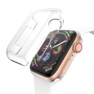 ETUI DO APPLE WATCH 5 6 SE 4 PRZEZROCZYSTE TPU 44MM - Smartwatche