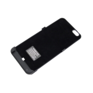 POWER CASE IPHONE 6 6S PLUS CZARNE ETUI Z BATERIĄ 5800MAH