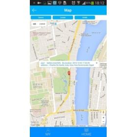 SMARTWATCH DLA DZIECI Q90 NIEBIESKI Z GPS