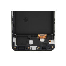 WYŚWIETLACZ I DIGITIZER SAMSUNG GALAXY A30 Z ZESTAWEM NAPRAWCZYM I RAMKĄ CZARNY - Wyświetlacze z digitizerami do telefonów