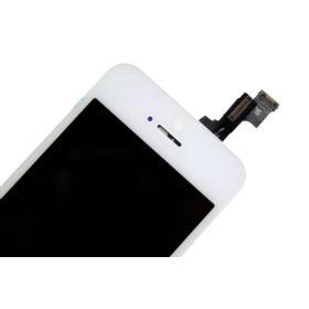 WYŚWIETLACZ I DIGITIZER IPHONE 5S I SZKŁO HARTOWANE GAT - Wyświetlacze z digitizerami do telefonów