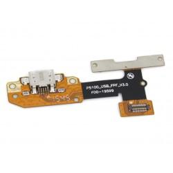 TAŚMA ZŁĄCZE ŁADOWANIA USB LENOVO YOGA TAB 3 YT3-X50L GNIAZDO