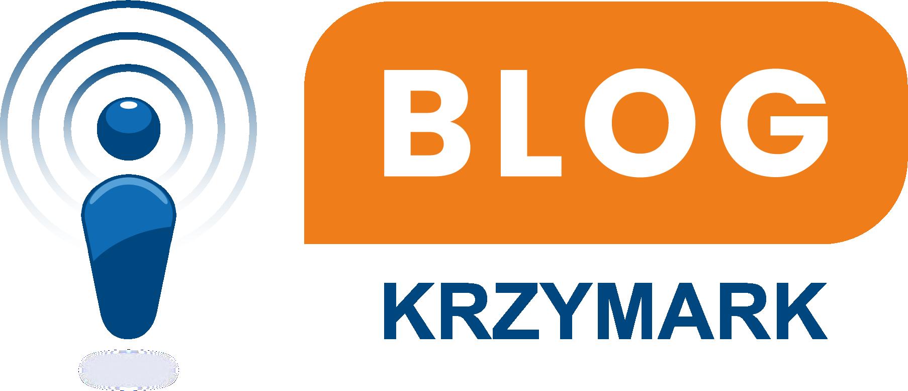 Blog Krzymark - Logo