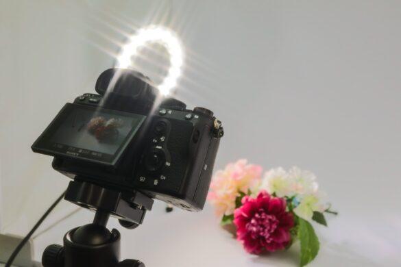 Jaka lampa pierścieniowa do aparatu, fotografia produktowa