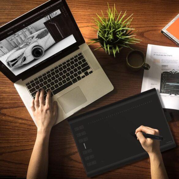 Jak skonfigurować tablet graficzny huion