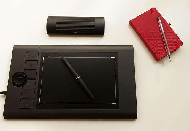Jak wygląda tablet graficzny