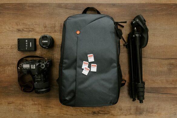 Plecak na aparat fotograficzny