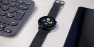 smartwatch telefon i klawiatura