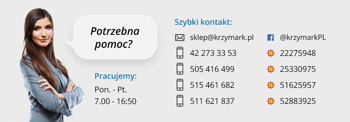 Krzymark Sklep Internetowy Kontakt