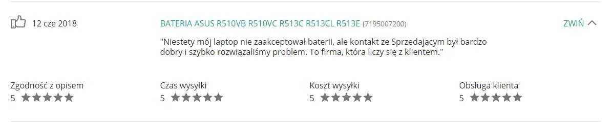 Opinie Krzymark Kontakt 27