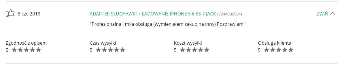 Opinie Krzymark Kontakt 29