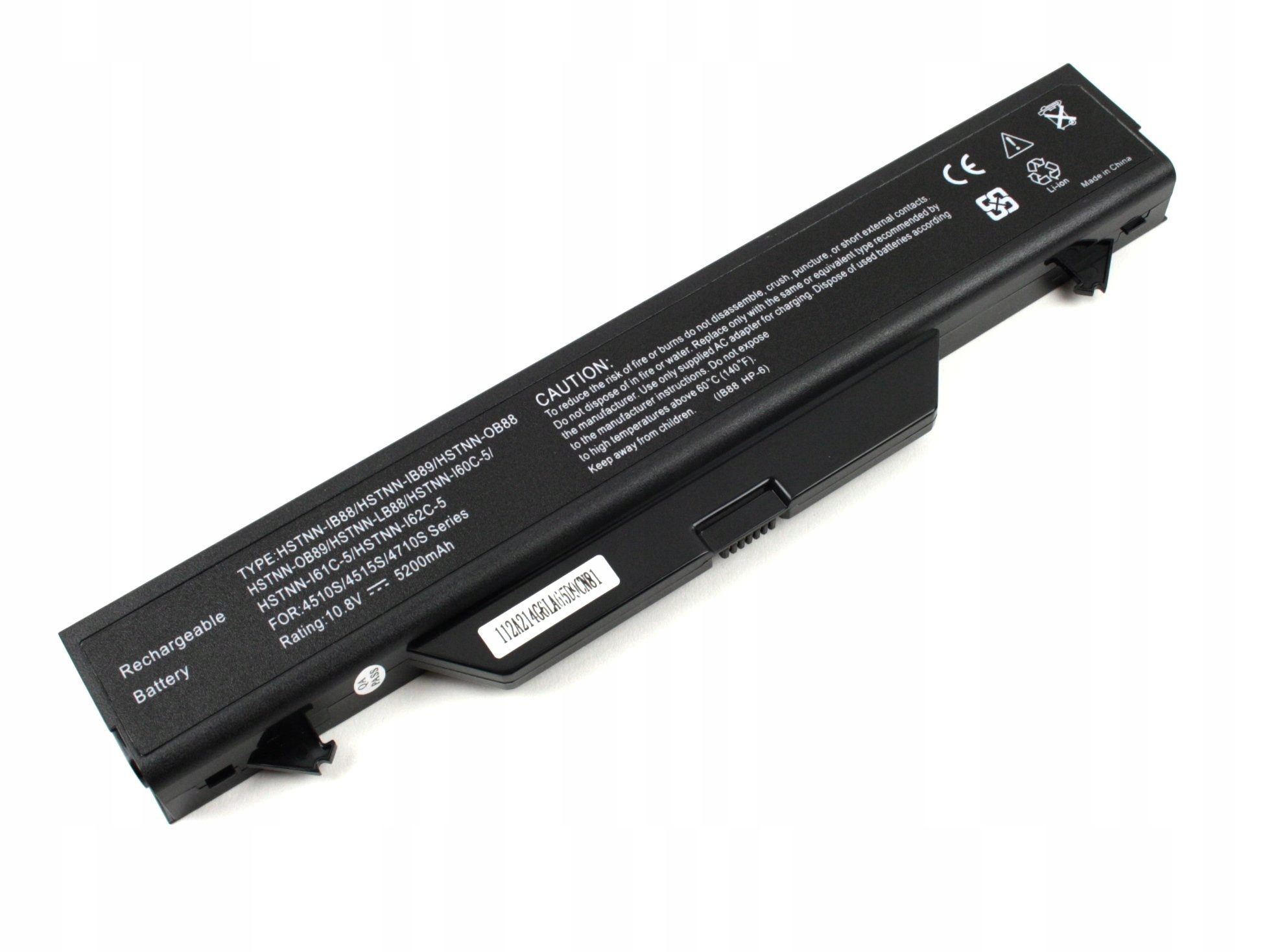 BATERIA AKUMULATOR HP PROBOOK 4510s 4710s 4515s 4720s 10.8V - Baterie do laptopów
